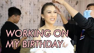 Birthday Tongue Twister by Alex Gonzaga