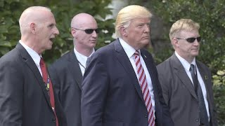 Secret Service asks Congress for more money to protect first family