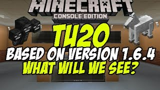 "Minecraft Xbox & PS3: ""TU20 Release Date & Confirmed"" (X1"