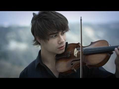 "Alexander Rybak - ""Europe's Skies"" (Off image"