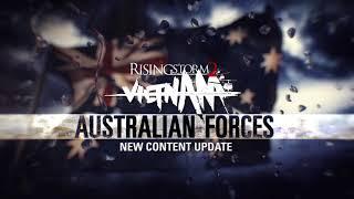 Rising Storm 2: Vietnam - Australian Forces Frissítés Teaser
