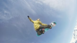 Infinite Air with Mark McMorris - Launch Trailer