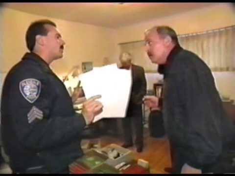Scientology Raids Dennis Erlich's House