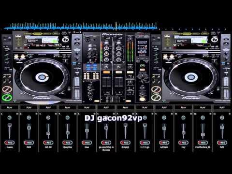 Nonstop 2013 Bass Cuc Manh DJ gacon92vp