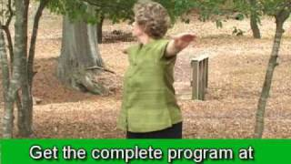 Qigong for back stiffness