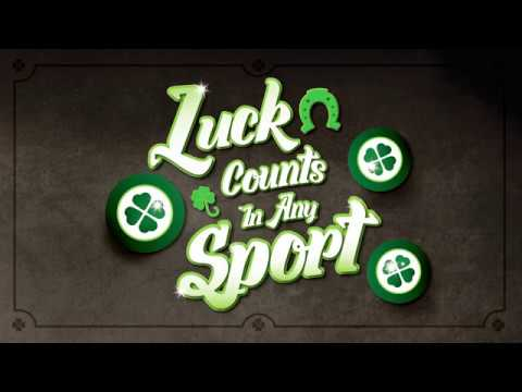 Leprechaun Playing Pool - Luck Counts in Any Sport!