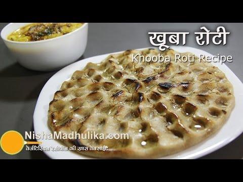 Khooba roti recipe rajasthani thick khooba roti recipe ccuart Images