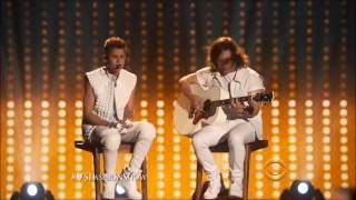 Justin Bieber in Victoria's Secret show performing As Long As You Love Me PART 1 HD