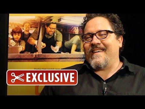 EXCLUSIVE Rapid Fire Interview: Jon Favreau - Chef (2014) Movie HD