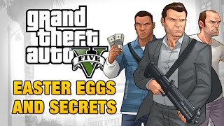 GTA 5 Easter Eggs And Secrets