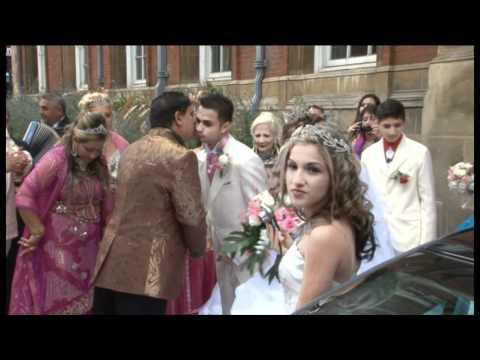 Romska Svadba v Gb (Erik&Silva)