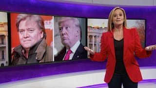 Steve Bannon: Trump's Alt-Right Hand Man | Full Frontal with Samantha Bee | TBS