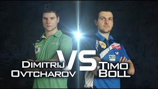 Review all the highlights from the OVTCHAROV Dimitrij vs BOLL Timo Quarter Final first stage table tennis match at the 2014...</div><div class=