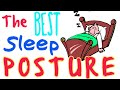 The Best Sleep Posture for You - Best Sleep Positions To Follow Amazing Science Facts Videos