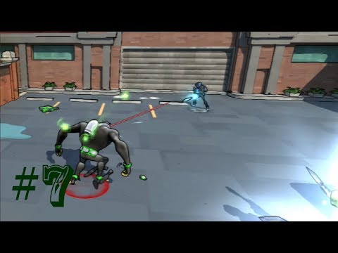 Ben 10 Omniverse 2 - Part 7 - Welcome To Erf (2/2) - [HD] - (PS3/X360/WiiU)
