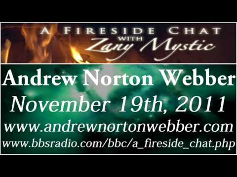 Andrew Norton Webber on A Fireside Chat - Distilled Water & Liquid Therapies - November 19th, 2011