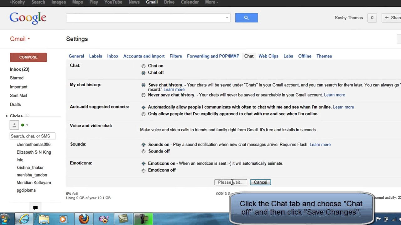 how to find out if i have a gmail account