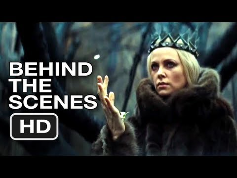 Snow White & the Huntsman - Charlize Theron Featurette (2012) HD Movie