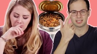 The 8 Grossest BuzzFeed Taste Tests