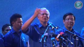 PM Najib visits Penang