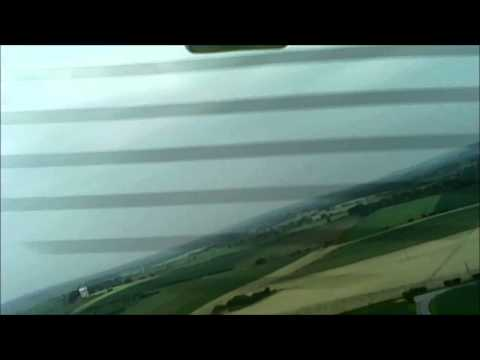 Flying over Happisburgh - Hobbyzone Supercub
