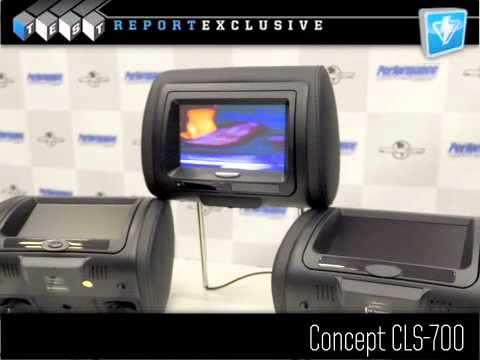 Chameleon Headrest Monitor CLT-700 Review