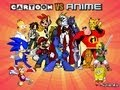 Cartoon vs Anime M.U.G.E.N - PC Game (with Download)