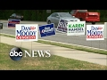 18 candidates in high stakes election in Georgia