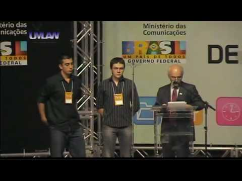 Discursos de abertura Confecom
