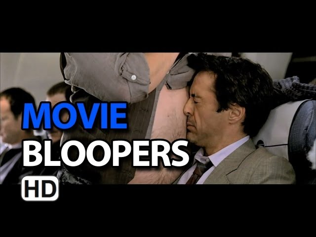 Due Date - Part 2 (2010) Bloopers Outtakes Gag Reel - Robert Downey Jr. and Zach Galifianakis