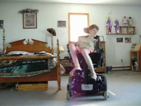 Transferring From Wheelchair To Bed Youtube