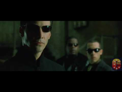 Matrix Reloaded 1- Kung Fu Fighting