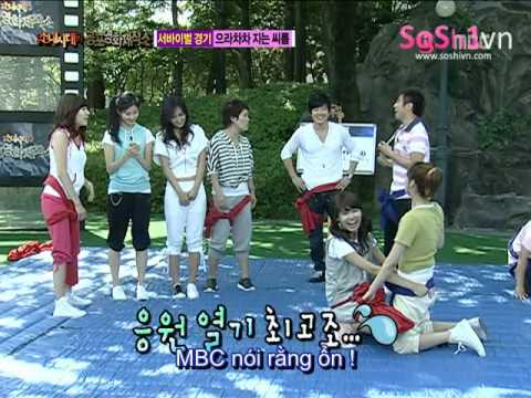 Horror Movie Factory SNSD EP 06 (vietsub) 1/5