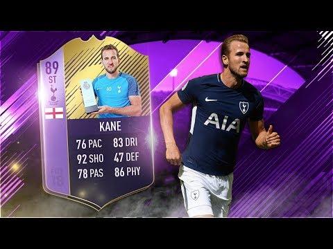 FIFA 18 AMAZING  1 MILLION COINS FUT CHAMPIONS SQUAD BUILDER-FT POTM HARRY KANE!