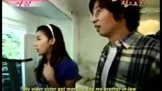 A Visit To Ha Ji Won's House [Eng] 1/2