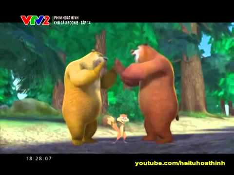 Chú gấu Boonie Tập 14   Phim hoạt hình