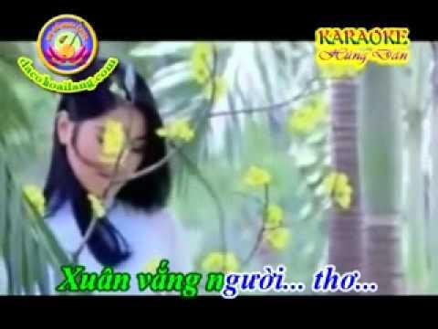 Karaoke DON XUAN NAY NHO XUAN XUA - HD (feat voi GMV)
