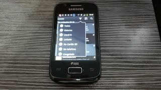 Galaxy Y Instalando Apps No Cartão De Memória