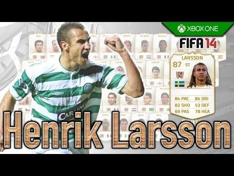 FIFA 14   Legend Review   Henrik Larsson !