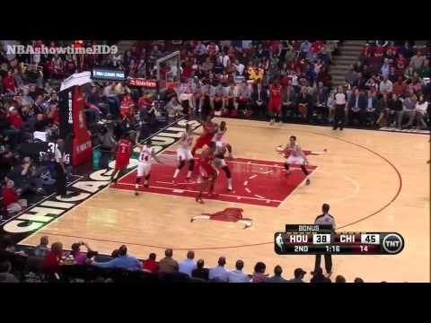 Houston Rockets vs Chicago Bulls   March 13, 2014   Full Game Highlights   NBA 2013 2014 Season