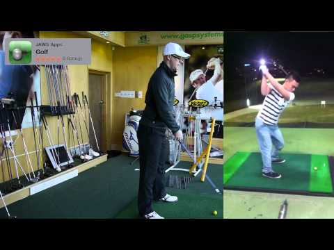 The Golf Swing Backswing and Posture