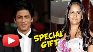 Shahrukh Khan Special Birthday Gift for Arpita Khan