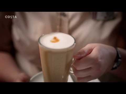 Costa Coffee Latte
