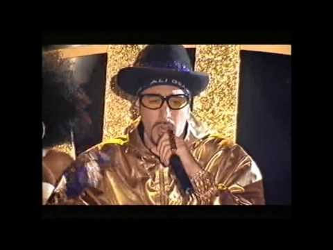 Shaggy & Ali G - Me Julie Brit Awards 2002