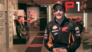 """Marc Marquez After His Crash """"I Will Win The 2014 MotoGP"""