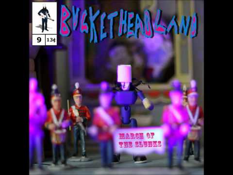 Buckethead Pikes #9 March of the Slunks - The Other Side of the Island