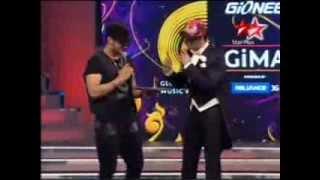 Gima Awards 2014 AARTI All Night Yo Yo Honey Singh HD