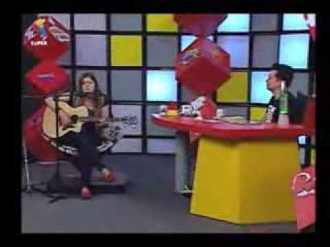 Laura Souguellis canta No Other Love - Nunca é Tarde (Pr. Lucinho)