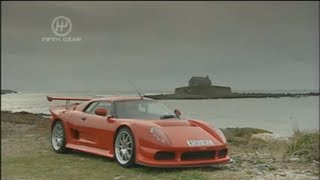 Noble M12 GTO 3R - Road Tests