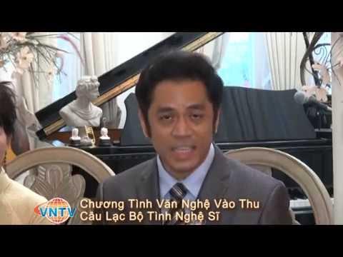 VNTV Sinh Hoạt Cộng Đồng: Chương Tình Văn Nghệ Vào Thu - Câu Lạc Bộ Tình Nghệ Sĩ